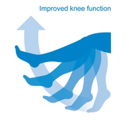 Improved Knee Function